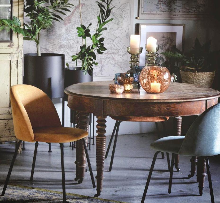 Mille Moi spisestol Geilo | Interiør, Stol, Design